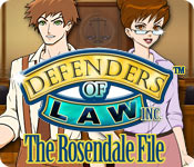 Free Defenders of Law: The Rosendale File Games Downloads