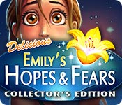 Free Delicious: Emily's Hopes and Fears Collector's Edition Game