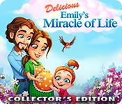 Free Delicious: Emily's Miracle of Life Collector's Edition Game