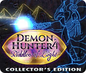 Free Demon Hunter 4: Riddles of Light Collector's Edition Game