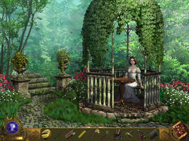 Detective Agency 3: Ghost Painting Game screenshot 2