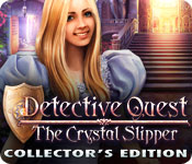 Free Detective Quest: The Crystal Slipper Collector's Edition Game