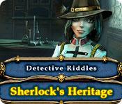 Free Detective Riddles: Sherlock's Heritage Game