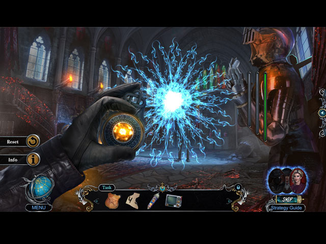 Detectives United: Origins Collector's Edition Game screenshot 2