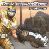 Free Devastation Zone Troopers Game