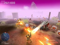 Devastation Zone Troopers Game screenshot 1