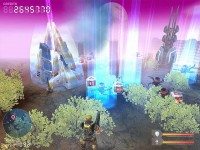 Devastation Zone Troopers Game screenshot 3