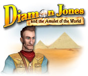 Free Diamon Jones: Amulet of the World Game