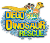 Free Diego Dinosaur Rescue Game