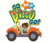 Free Diego's Safari Adventure Game