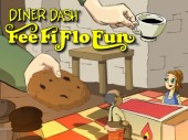 Free Diner Dash: Fee Fi Flo Fun Game