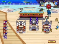 Diner Dash: Flo on the Go Game screenshot 3
