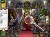 DinerTown Detective Agency Game screenshot 1