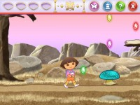 Dora Saves the Crystal Kingdom Game screenshot 1