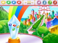 Dora Saves the Crystal Kingdom Game screenshot 2