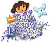 Free Dora Saves the Snow Princess Game