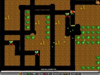 Double Digger game screenshot 2