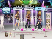 Double Play: Jojo's Fashion Show 1 and 2 Game screenshot 1