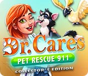 Free Dr. Cares Pet Rescue 911 Collector's Edition Game