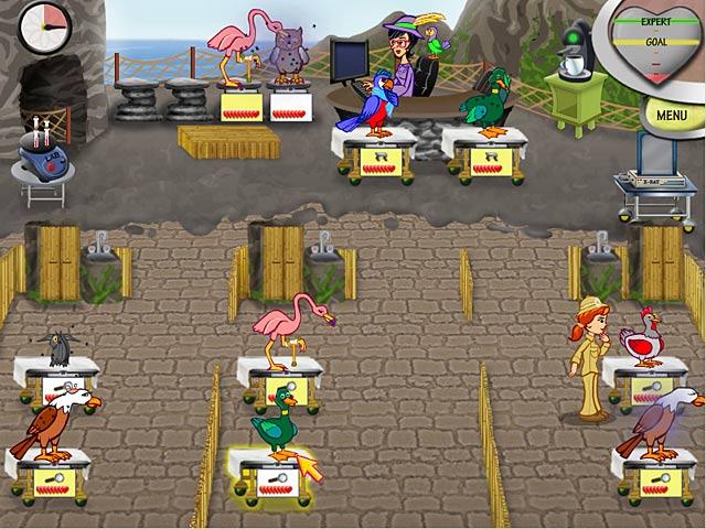 Dr.Daisy Pet Vet Game screenshot 1