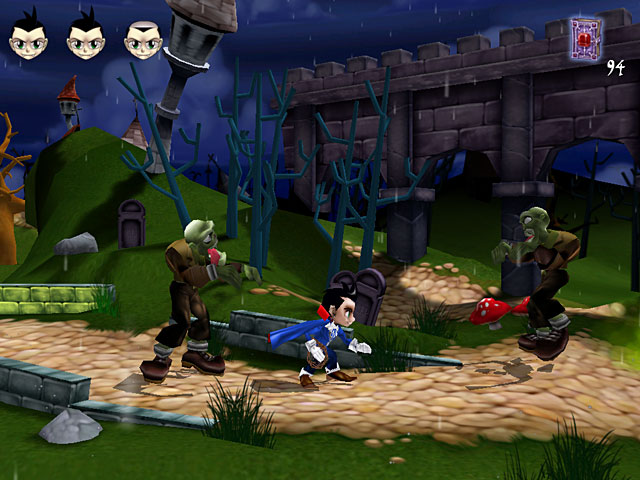 Dracula Twins Game screenshot 3