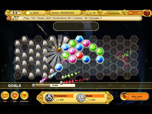 DragonScales 4: Master Chambers Game screenshot 2