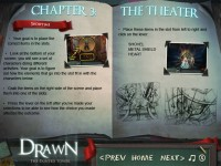 Drawn: The Painted Tower Deluxe Strategy Guide Game screenshot 1