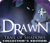 Free Drawn: Trail of Shadows Collector's Edition Game