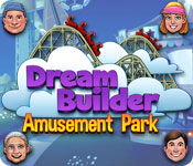 Free Dream Builder: Amusement Park Game