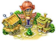 Free Dream Farm: Home Town Game
