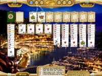 Dream Vacation Solitaire Game screenshot 3
