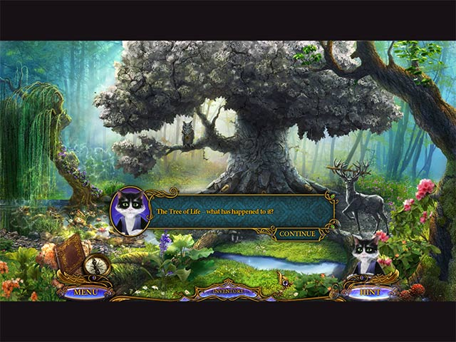 Dreampath: The Two Kingdoms Game screenshot 2