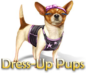 Free Dress-up Pups Game