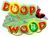 Free Drop Word Game