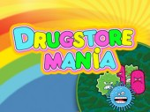 Free Drugstore Mania Game