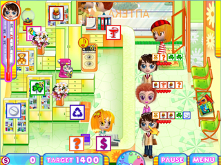 Drugstore Mania Game screenshot 1