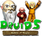 Free Druid's Battle of Magic Game