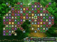Druid's Battle of Magic Game screenshot 1