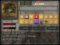 Dungeon Scroll Game screenshot 1