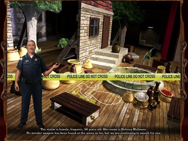 Eastville Chronicles: The Drama Queen Murder Game screenshot 3
