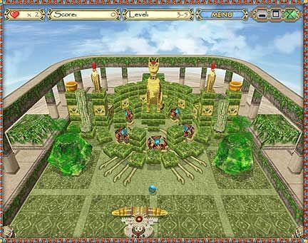 Egyptian Ball Game screenshot 1