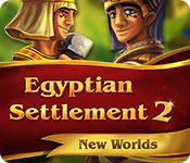Free Egyptian Settlement 2: New Worlds Game