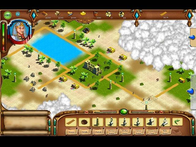 Egyptian Settlement 2: New Worlds Game screenshot 2