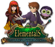Free Elementals: The Magic Key Game