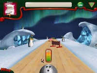 Elf Bowling Holiday Bundle Game screenshot 1