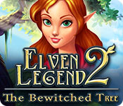 Free Elven Legend 2: The Bewitched Tree Game