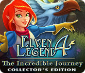 Free Elven Legend 4: The Incredible Journey Collector's Edition Game