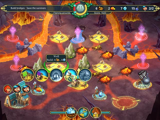 Elven Legend 4: The Incredible Journey Game screenshot 2