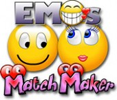 Free Emo's Match Maker Game