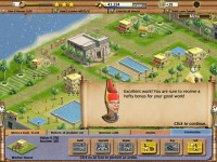 Empire Builder: Ancient Egypt Game screenshot 2